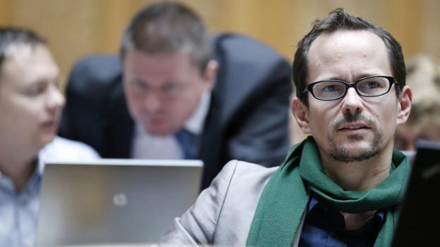 Grünen-Fraktionspräsident Balthasar Glättli.