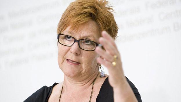 Cécile Bühlmann.