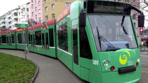 Zahlreiche Abgänge an der Spitze der Basler Verkehrsbetriebe.