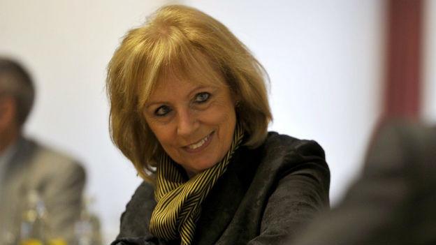 Ursula Haller hat genug von der Politik.