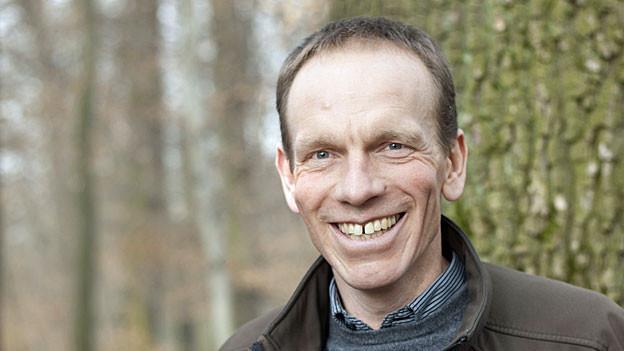 Pro Natura-Zentralsekretär Urs Leugger.