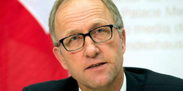 Peter Hegglin, Zuger Finanzdirektor und Präsident der Finanzdirektorenkonferenz.