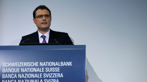 SNB-Chef Thomas Jordan.