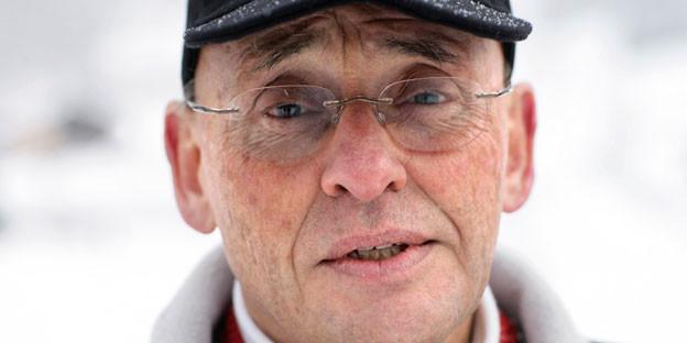 Viktor Gertsch, OK-Präsident des Lauberhorn-Rennens