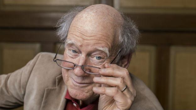 Der Kabarettist Franz Hohler