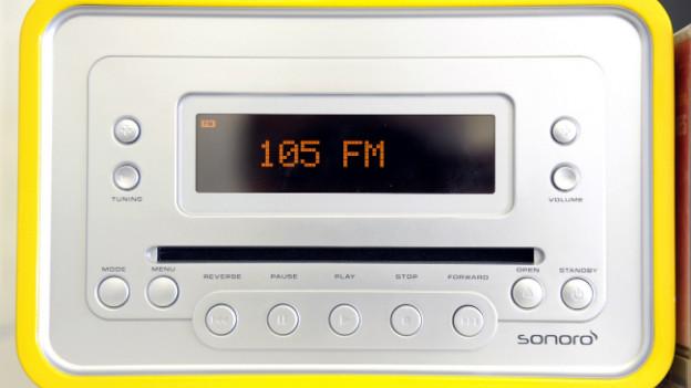 Der Bieter-Kampf der Investoren um Radio 105 in Zürich.