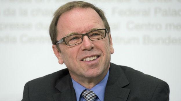 Der Zürcher Datenschutzbeauftragte Bruno Baeriswyl.