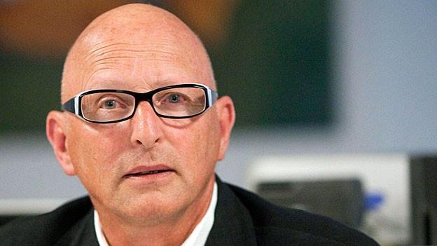 Renato Rossi. Der Arxhof-Direktor geht nach 15 Jahren in Pension.