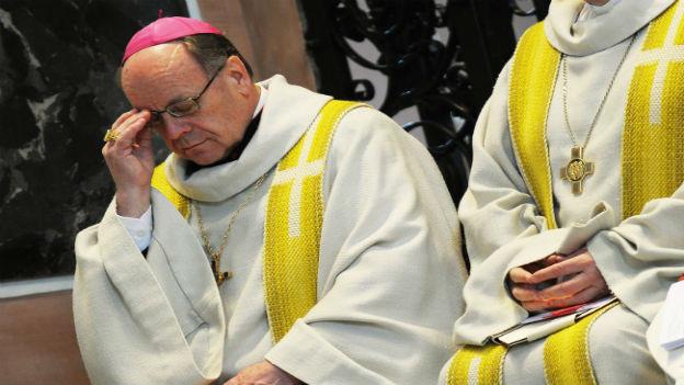 Bischof Vitus Huonder.