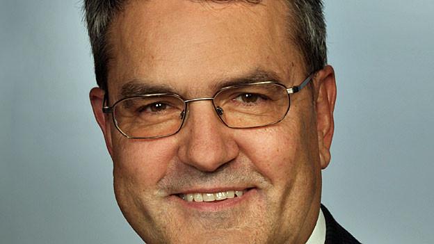 Ralf Bopp, Direktor der Handelskammer Schweiz-Deutchland.