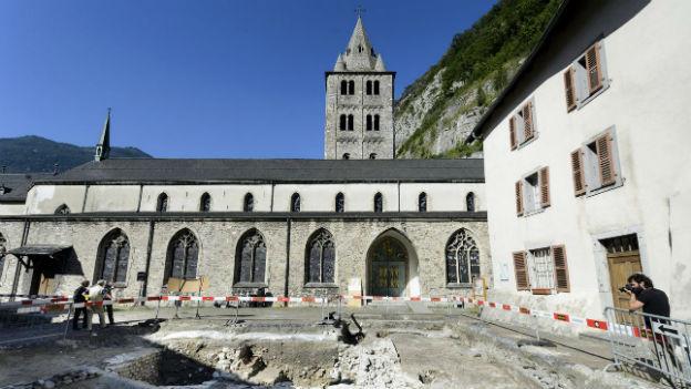 Das älteste, immer bewohnte Kloster der Welt.