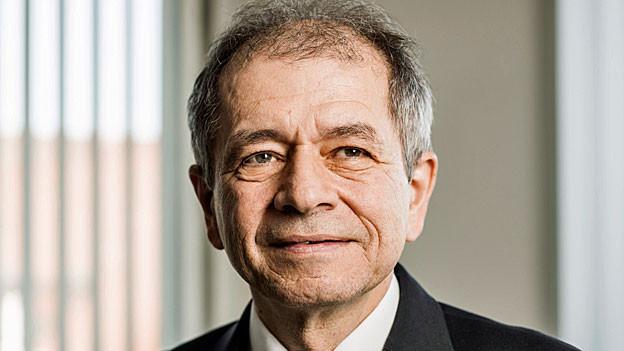 Antonio Loprieno, Präsident der Rektorenkonferenz der Schweizer Universitäten.