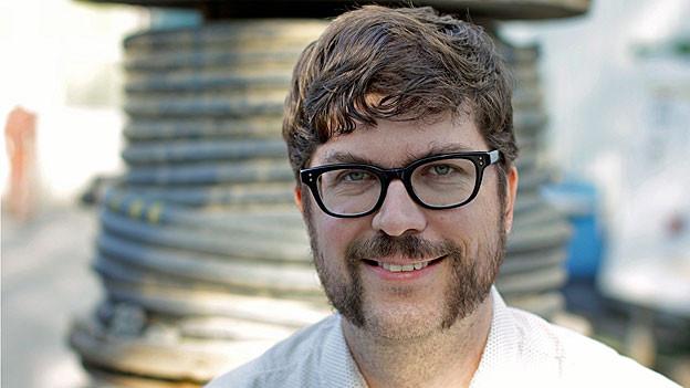 SRF Digitalredaktor Guido Berger.