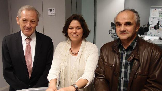 Carlo Schmid, Michelle Beyeler, Bernd Schildger