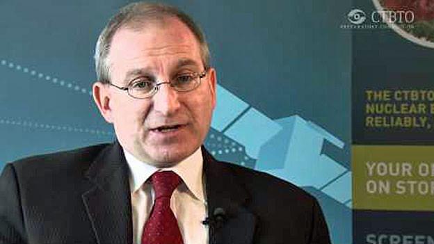 Benno Laggner, Leiter der Abteilung Sicherheitspolitik im EDA.