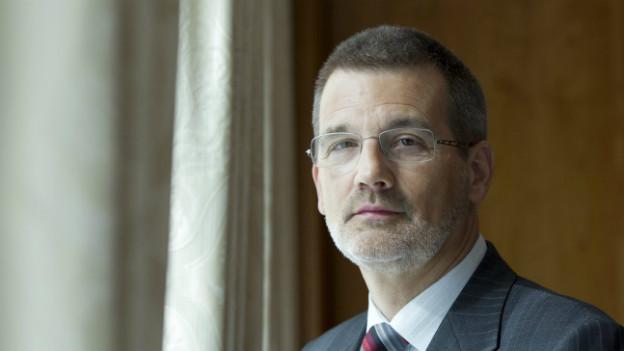 Philip Mosimann, CEO von Bucher