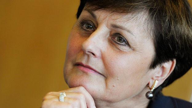 Saskia Frei, Präsidentin der Sterbehilforganisation EXIT