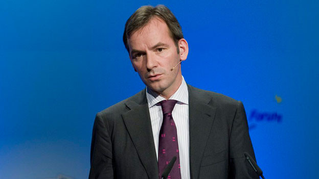 Andreas Jacobs am Swiss Economics  Forum SEF Mai 2014.