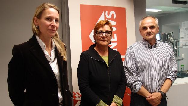 Katja Gentinetta, Cécile Bühlmann, Bernd Schildger