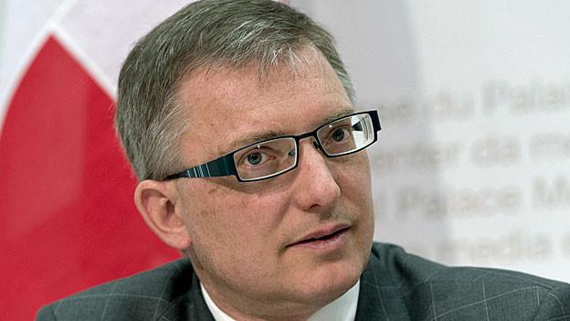 Markus Seiler, Direktor des Nachrichtendienstes des Bundes.
