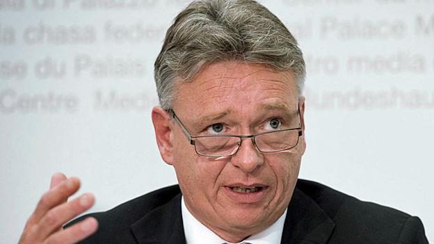 Manfred Hüsler, Direktor Oberaufsichtskommission Berufliche Vorsorge.