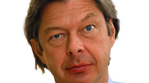 Kunstmarktexperte Christian von Faber-Castell.