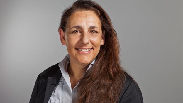 Jacqueline Badran, Unternehmerin aus Zürich, Nationalrätin der SP des Kantons Zürich.