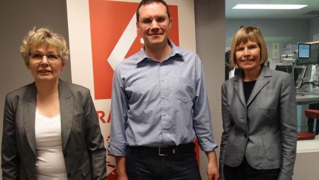 Christine Bühler, Georg Lutz, Erika Forster