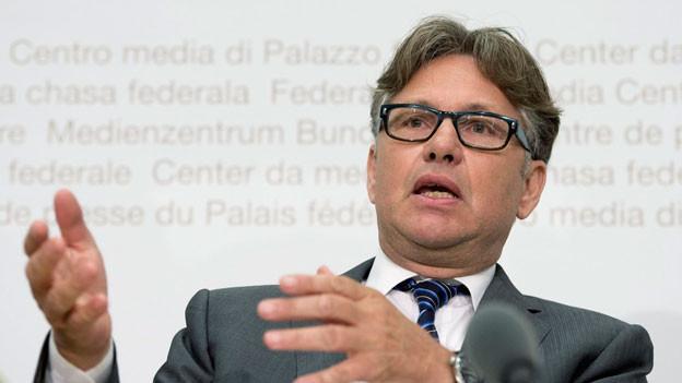 Vorstellung Jahresbericht am 25.6.2012 in Bern.
