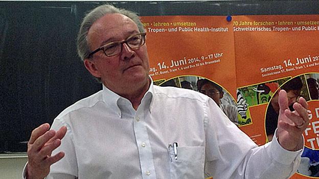 Marcel Tanner.