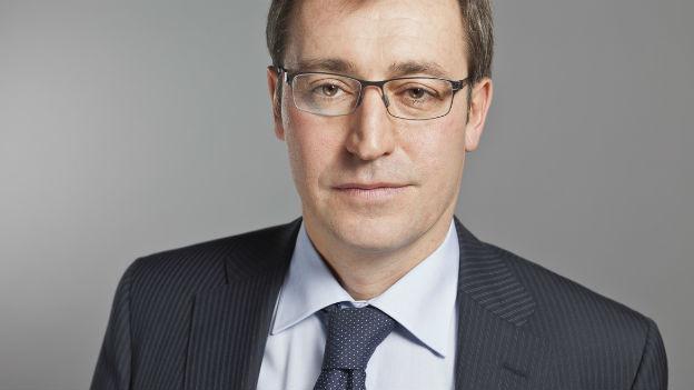 SVP-Nationalrat Roland Büchel