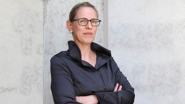 Susanna Burghartz, Historikerin, Expertin für Hexenverfolgungen und Professorin an der Universität Basel.