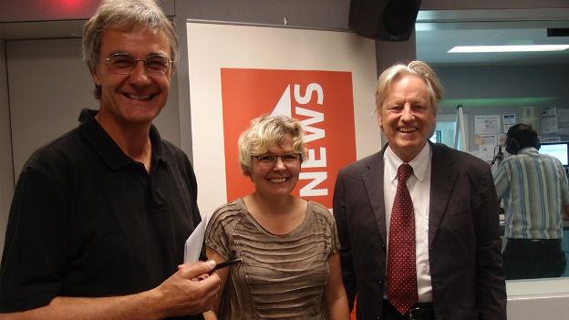 Peter Bertschi, Christine Bühler, Thomas Held