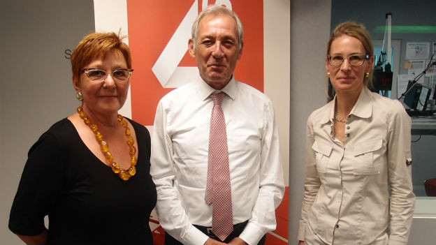 Cécile Bühlmann, Carlo Schmid, Katja Gentinetta