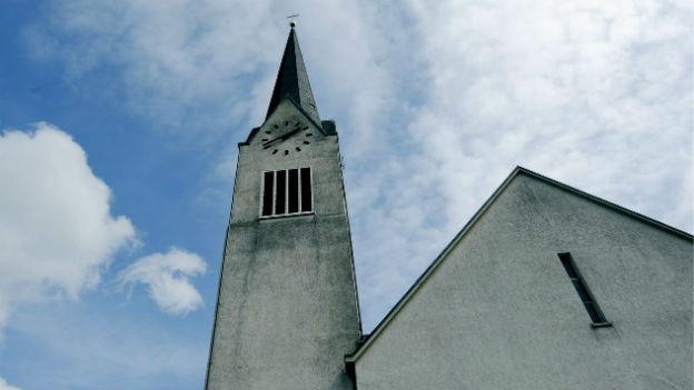 Katholische Kirche in Aadorf (TG)