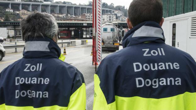 Erfolg für die Schweizer Grenzwache im Kampf gegen Schlepper