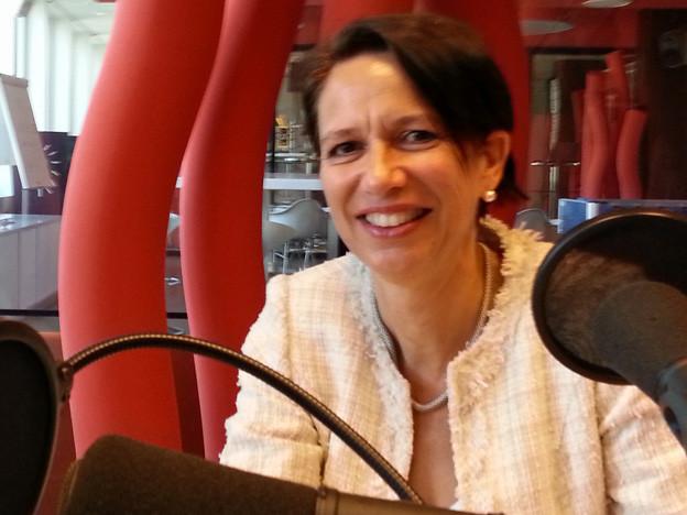 Christine Schraner Burgener, Schweizer Botschafterin in Thailand.