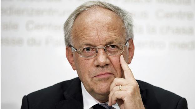 Bundesrat Johann Schneider-Ammann.