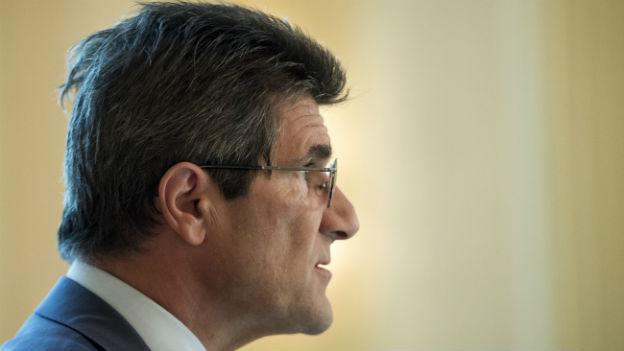 Der Präsident der Bankiervereinigung Patrick Odier warnt vor Abschottung.