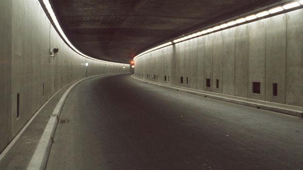 Ein zweiter Tunnel