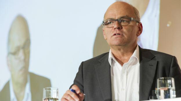 Zu sehen ist der Schwyzer SP-Nationalrat Andy Tschümperlin