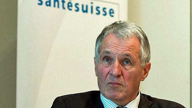 Santésuisse-Präsident Christoffel Brändli.
