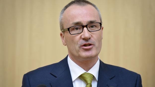 Christian Schoenenberger, Schweizer Botschafter in Kiew, Ukraine