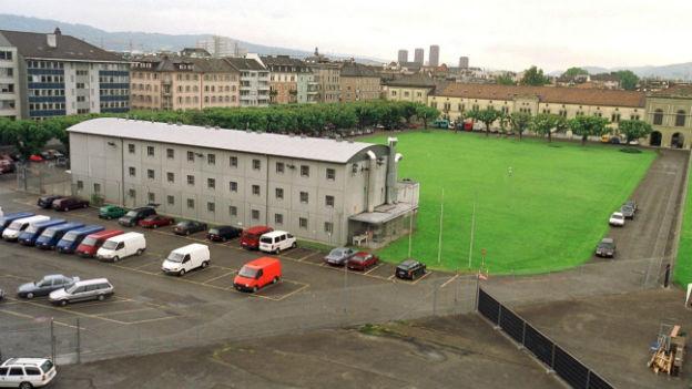 Das Kasernen-Areal in Zürich soll neu gestaltet werden.
