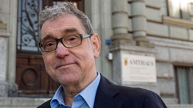 Sozialpädagoge Ueli Affolter ist Geschäftsleiter des Verbands sozialer Institutionen des Kantons Bern und Koordinator der nationalen «Arbeitsgruppe Prävention».