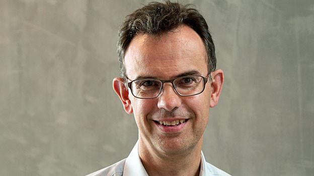 Christoph Hegg, stellvertretender Direktor der Eidgenössischen Forschungsanstalt für Wald, Schnee und Landschaft.