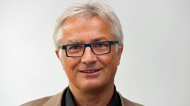 Tony Burgener, Direktor der Glückskette.