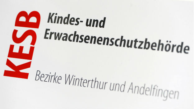 Logo der Kesb des Bezirks Winterthur-Andelfingen.