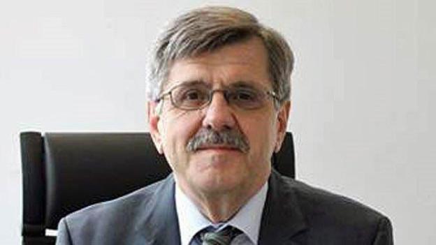 Eduard Gnesa, Sonderbotschafter für internationale Migrationszusammenarbeit.