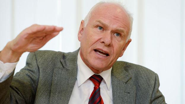 Hans Hess, Präsident Swissmem.